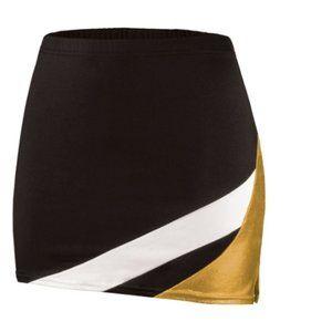 Gold Cheer Skirt